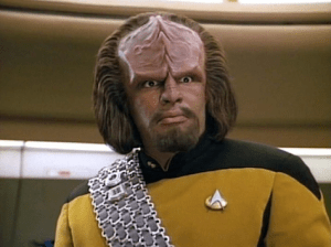 DoD Spends $100,000 Studying Whether Jesus Died for Klingons