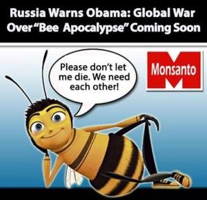 Russia Warns Obama: Monsanto