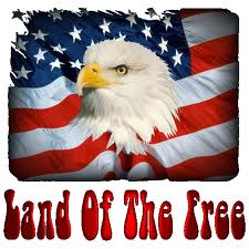 You are not Free in the Land of the Free