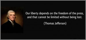 liberty-depends-on-the-freedom-of-the-press