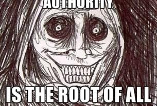 AuthorityEvil