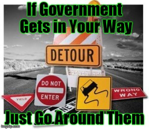 Go Around Govt