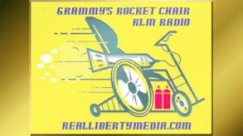 Grammy's Rocket Chair Logo