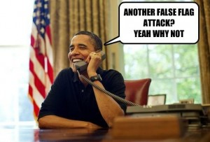 ObamaFalseFlag