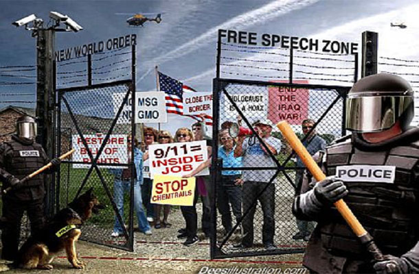 Free-Speech-Zone