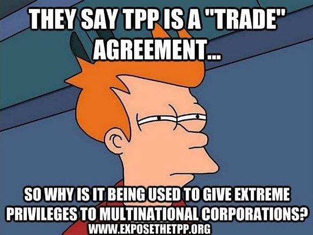 Evil TPP