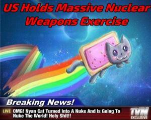 Nyan Cat Nuke