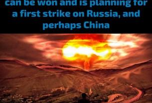 Nuclear-First-Strike