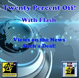 Twenty Percent Off - Banner 2