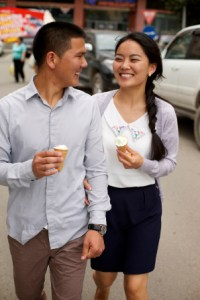 couple-eating-ice-cream-cones-1184889-gallery