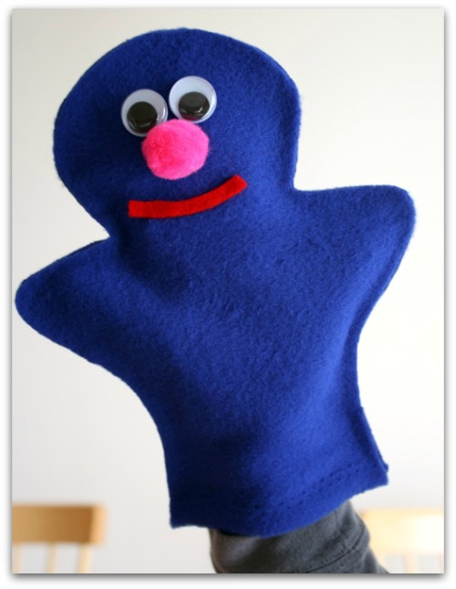 grover puppet