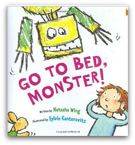 go to bed monster