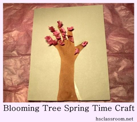 Spring Time Craft