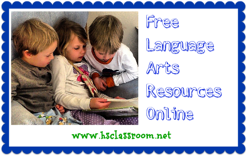 free online resources for teaching language arts