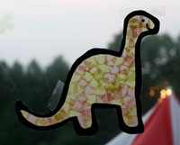 stained-glass-dinosaur-craft