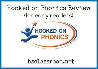 Hooked On Phonics Review Homeschool Classroom