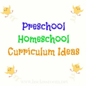 Preschool Homeschool Curriculum Choices | www.reallifeathome.com/