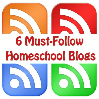 6 Must-follow homeschool blogs