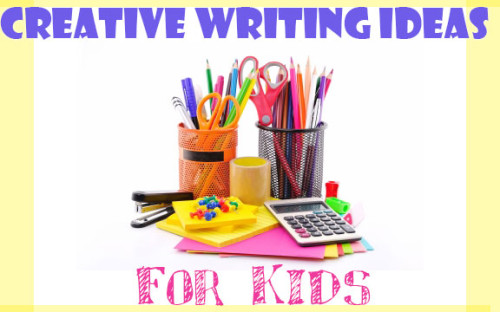 Creative Writing Ideas for Kids | The Homeschool Classroom