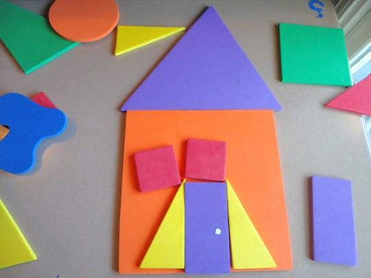 Shapes House