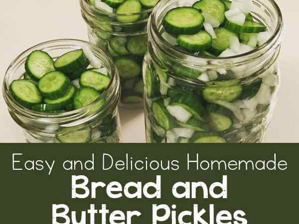 Delicious Bread and Butter Pickles Recipe (Quick and Easy)