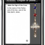 divine mercy chaplet for iphone