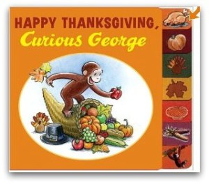 curious george thanksgiving