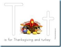thanksgiving unit study printable