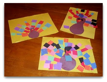 turkey mosaic