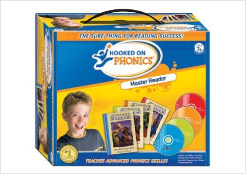 Hooked on Phonics Master Reader: What we used to help our struggling reader