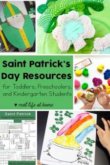 Saint Patrick's Day Resources for Kids