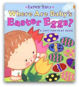 Where are Baby's Easter Eggs?