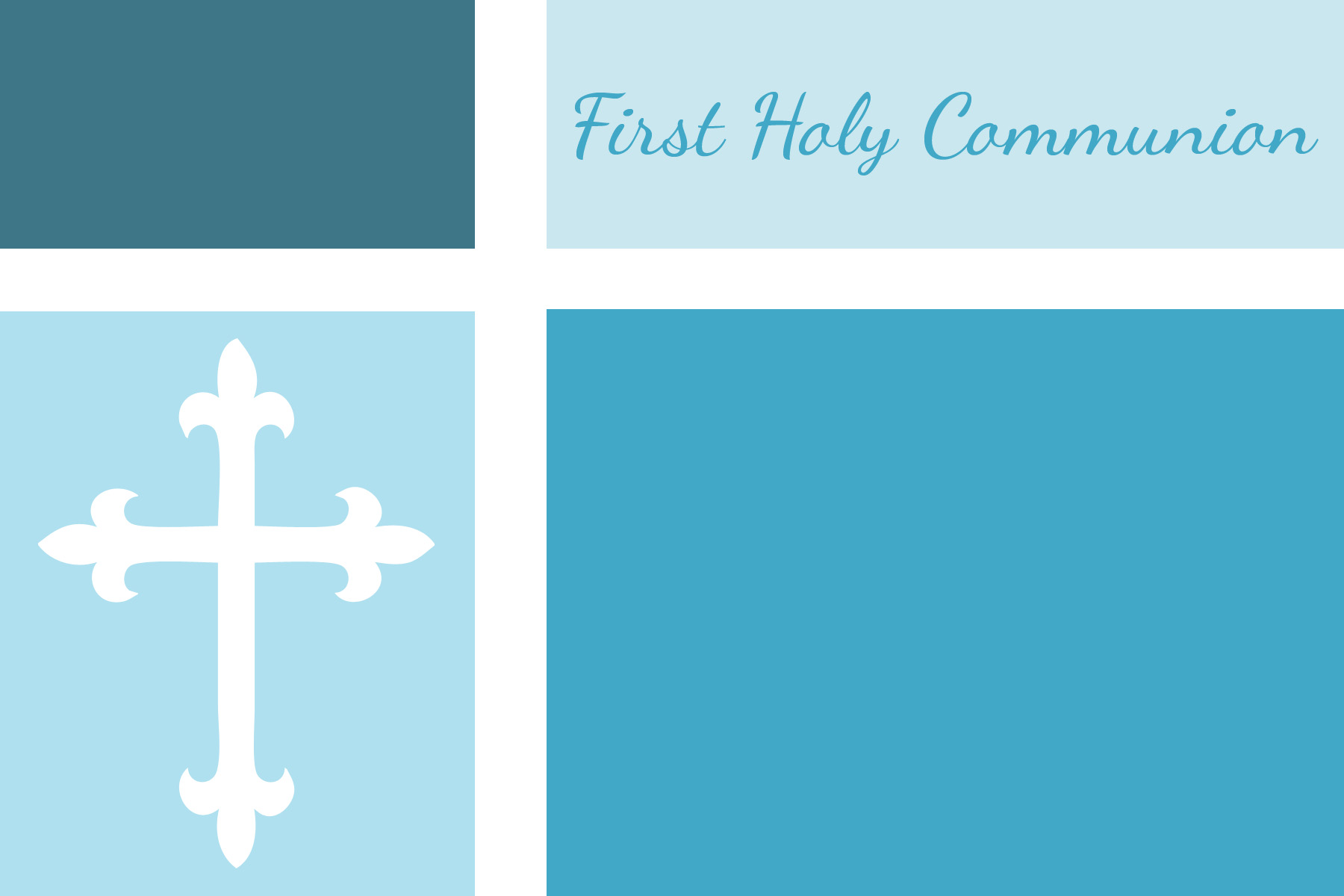 Infant Baptism Invitations