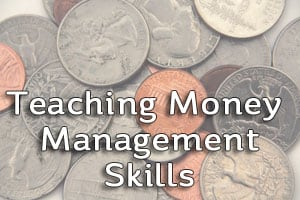 teaching money management skills