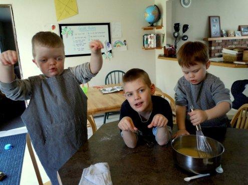 ASL Cooking