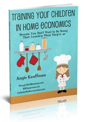 Training Your Children in Home Economics eBook