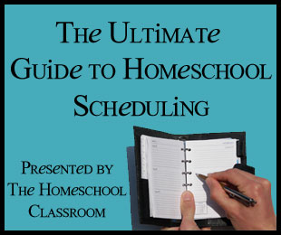 The Ultimate Guide to Homeschool Scheduling