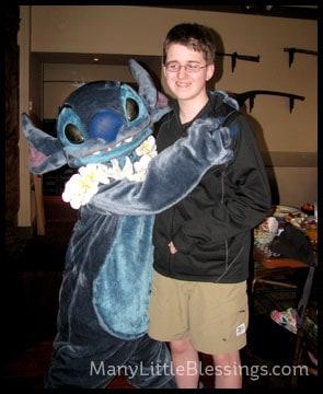 Noah and Stitch
