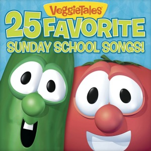veggie tales bible songs
