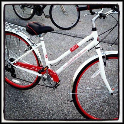 schwinn retro bike