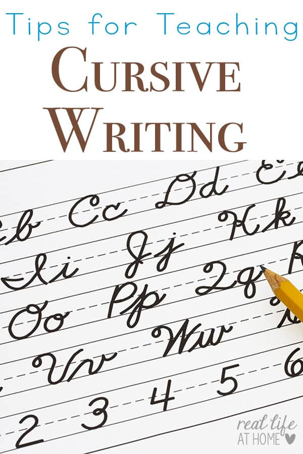 do schools teach cursive writing anymore song