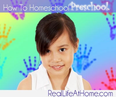 homeschool-preschool