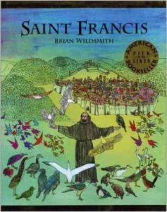 Saint Francis by Brian Wildsmith