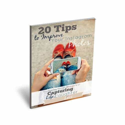 Instagram tips eBook {Free Download for Subscribers}