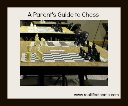 A Parent's Guide to Chess: Beginners to Tournament Players