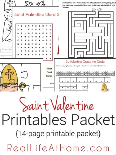 3rd Grade Multiplication Worksheet Pdf Saint Valentine Printables And Worksheet Packet  Real Life At Home Arithmetic Sequences And Series Worksheet Pdf with Scientific Notation Math Worksheet Pdf Saint Valentine Themed Page Printables And Worksheets Packet From  Reallifeathomecom Affixes And Roots Worksheets Word