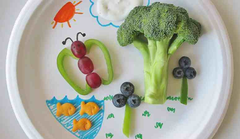 3 Creative Spring-Themed Snacks for Kids