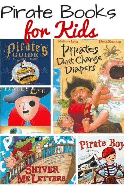pirate books for kids