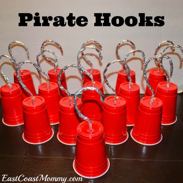 pirate hooks