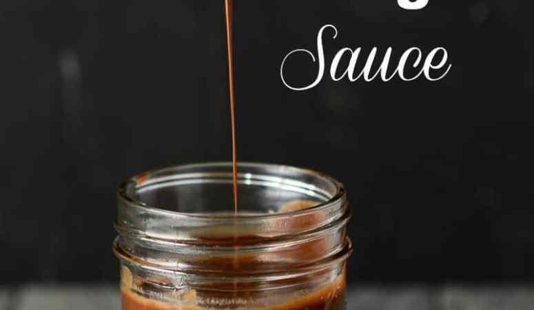 Coconut Milk Hot Fudge Sauce